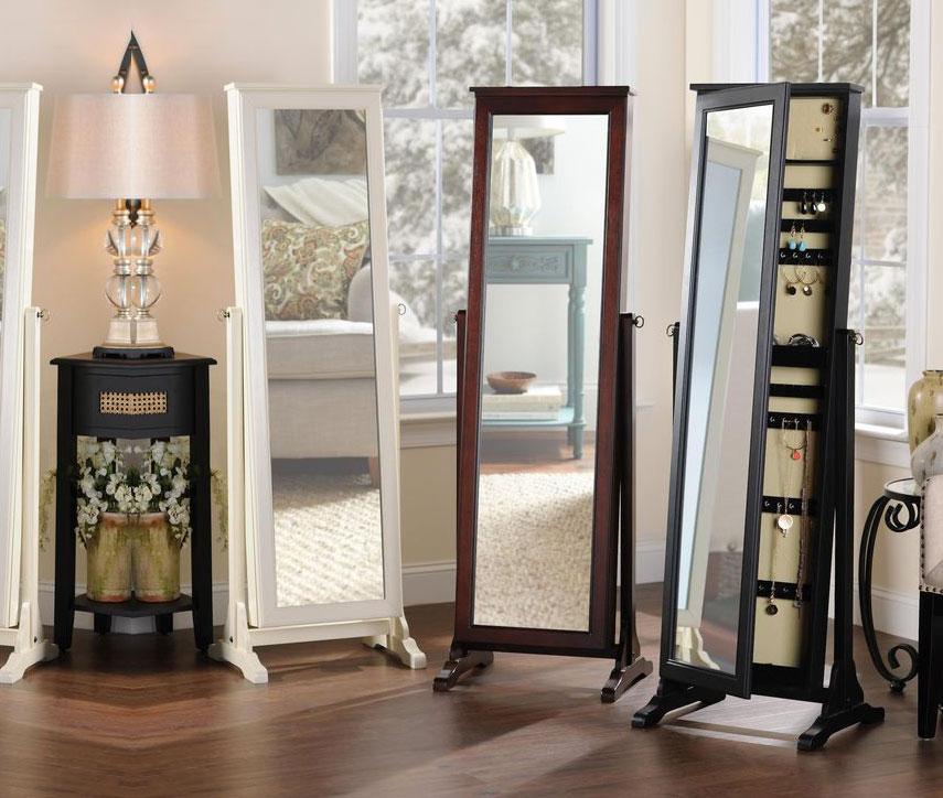 梳妆镜柜的使用和安装