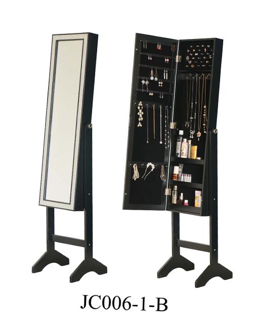 化妆品存储珠宝镜柜JC006-1-B