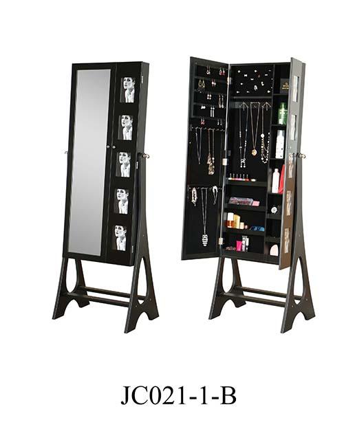 客厅现代珠宝镜柜 JC021-1-B