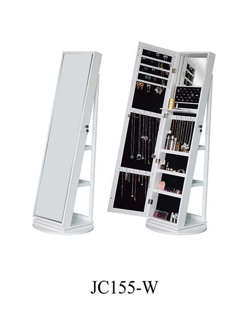 热销木制梳妆镜首饰柜  JC155-W