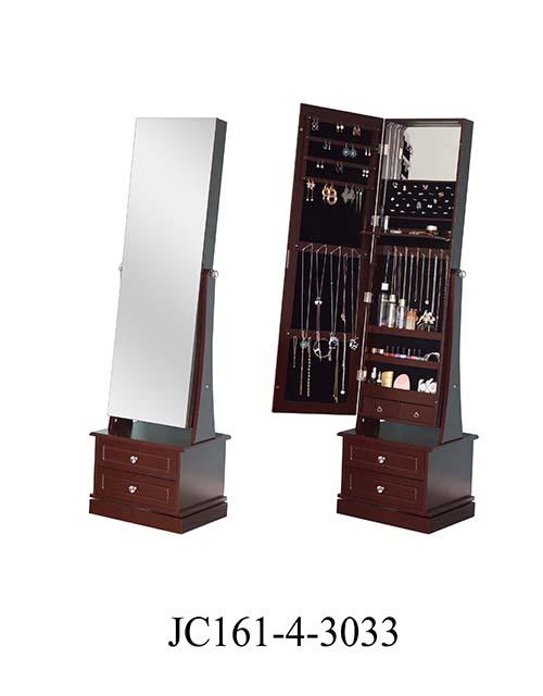 热销展示木制储物柜 JC161-4-3033