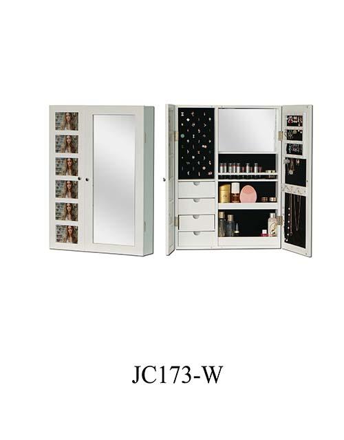 定制试衣镜珠宝柜  JC173-W